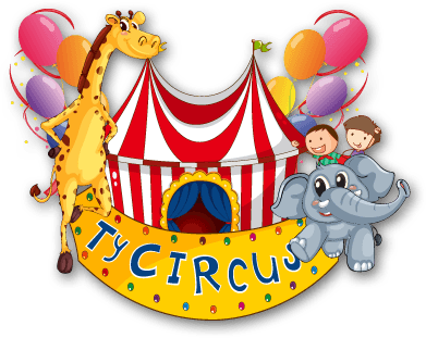 logo ty circus aire de jeux a quimper
