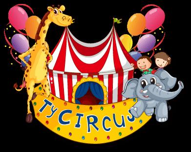 logo ty circus