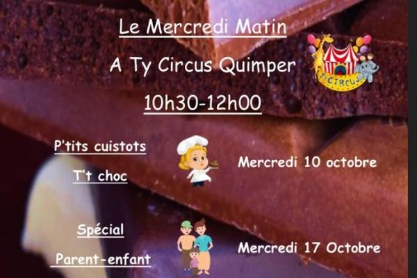 La semaine du goût à Ty Circus