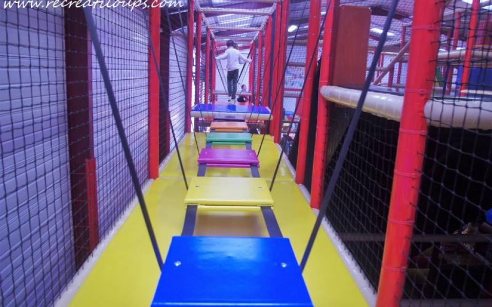 Aire de jeux Ty Circus à Quimperlé
